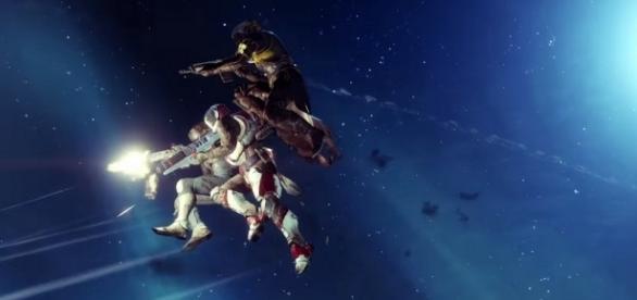 """Destiny 2 – Official """"Our Darkest Hour"""" E3 Trailer: (destinygame/YouTube ScreenShot) https://www.youtube.com/watch?v=D8E7jUjOQi0"""