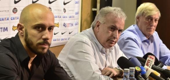 Diretoria do Corinthians pode confirmar novo reforço nos próximos dias (foto: Fernando Dantas/Gazeta Press)