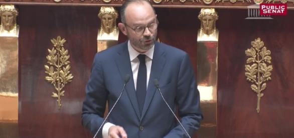 Edouard Philippe - assemblée Nationale - Public Sénat