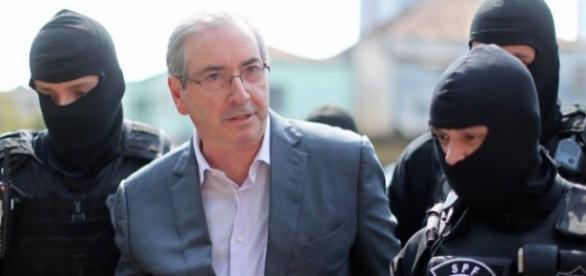 Eduardo Cunha se encontra preso no Complexo Médico Penal em Pinhais, Paraná