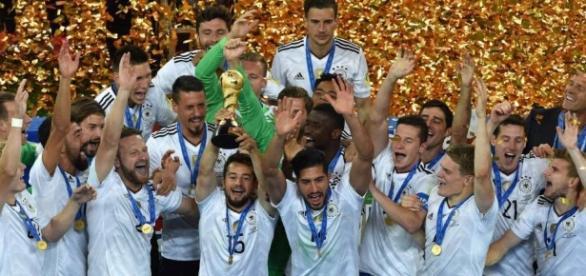 Football : Avec son équipe B, l'Allemagne gagne la Coupe des ... - sudouest.fr