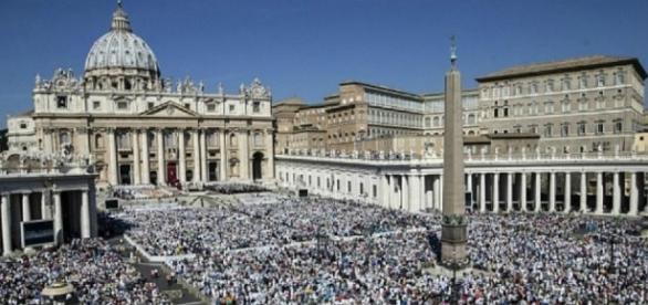 O apartamento pertence à congregação do Vaticano