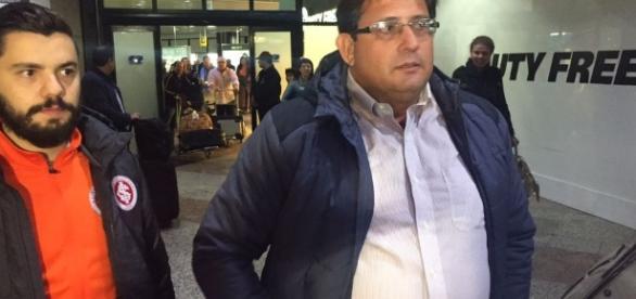 O treinador vive começo difícil no Beira-Rio
