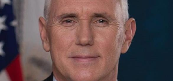 Vice President Mike Pence (Official portrait)