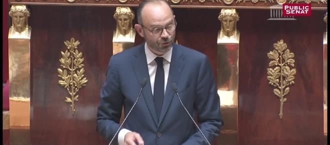 Découvrez la déclaration de politique générale d'Edouard Philippe