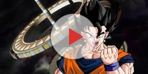 Gokhan el guerrero resultado de la fusión de Goku y Gohan