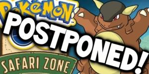 'Pokemon Go' Safari Zone Events postponed, Niantic preparing a surprise(Reversal/YouTube Screenshot)