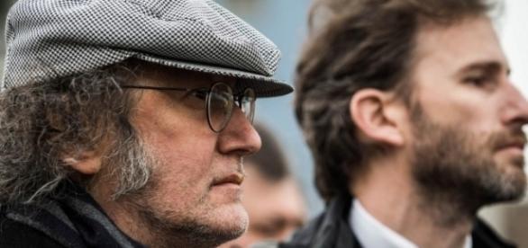 Davide Casaleggio e Beppe Grillo smontano la bufala di Renzi su Gianroberto