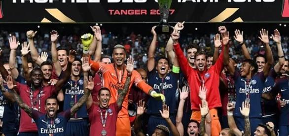 Duelo entre Mônaco e PSG aconteceu no Marrocos