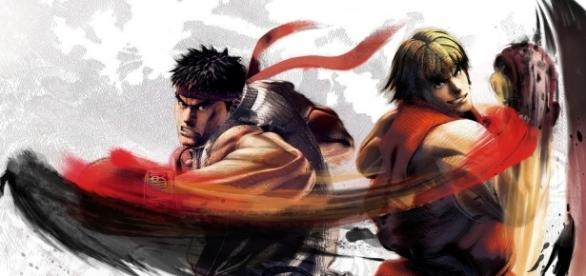 Ryu and Roy may have been Outed As Upcoming Smash Bros. DLC. [Image via Flickr/BagoGames]