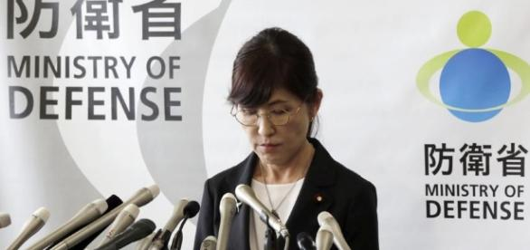 The former Defense Minister was the frontrunner to replace Prime Minister Abe. [Image Credit: CGTN/Youtube]
