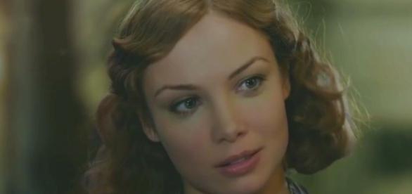 Znakomita rola Tatiany Arnholz jako Beaty Łomnickiej (screen YouTube)