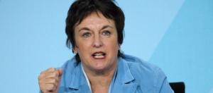 Brigitte Zypries is not amused. (Shutterstock)