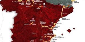 Vuelta, tappe e percorso del 2017