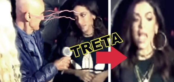 Anitta se revolta com Amin - Google