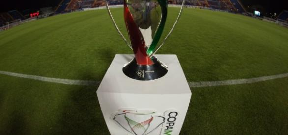 Este es el trofeo en disputa de la Copa MX