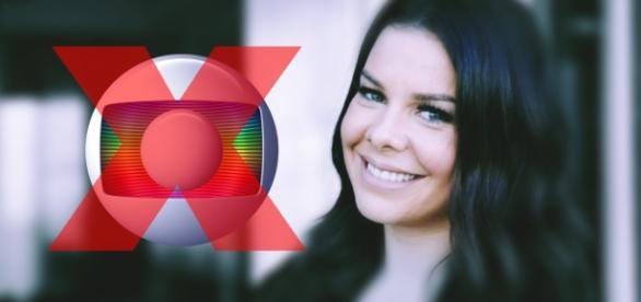 Fernanda Souza não renova com a Globo - Google