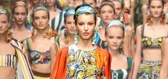 O marketing é algo essencial para o mercado de moda. ( Foto: Google)