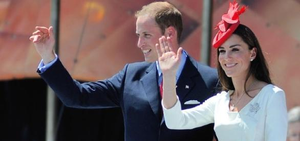 Kate Middleton and Prince William / Photo via tsaiproject, Wikimedia Commons
