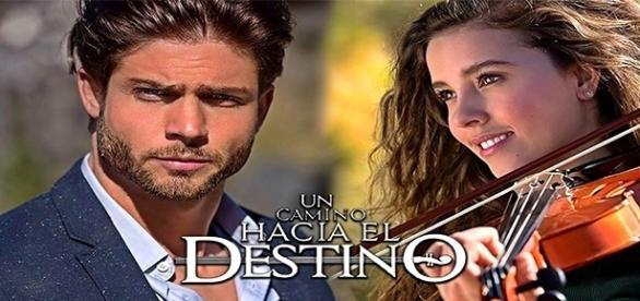 Paulina e Horacio protagonizarão nova novela do SBT