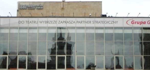 Teatr Wybrzeże w Gdańsku (fot. Krzysztof Krzak)