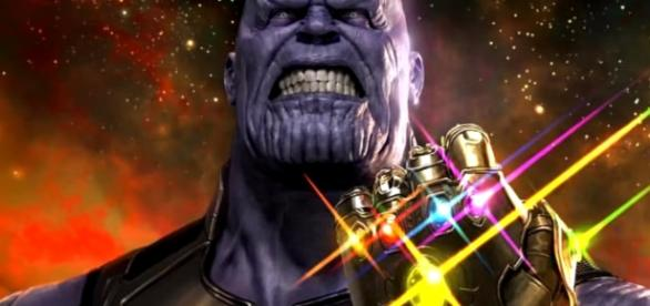 Thanos lack of Armor in Avengers Infinity War Explained - YouTube/ComicBookCast2
