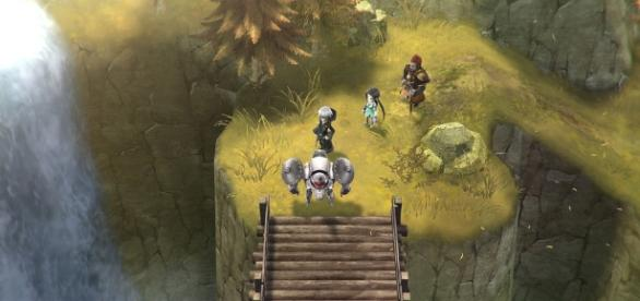 Tokyo RPG Factory's turn-based PS4 RPG Lost Sphear out 23rd ... [Image source: Youtube Screen grab]