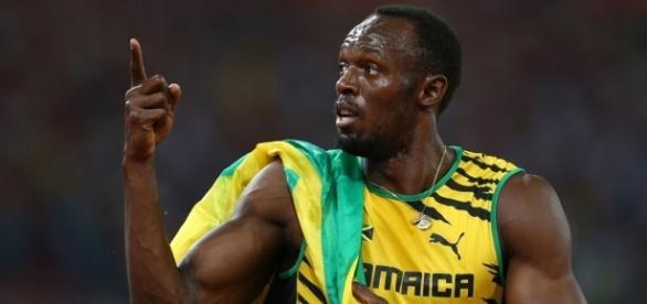 Usain Bolt: per gli ultimi Mondiali della sua carriera ha scelto i 100 metri e la staffetta 4x100