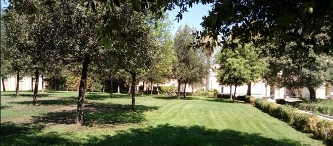 San Giorgio a Cremano, Villa Vannucchi: via agli interventi sulle aree verdi