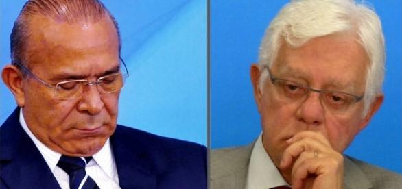 Ambos são homens fortes do governo Temer
