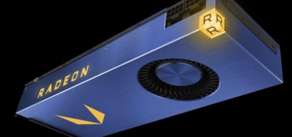 AMD Radeon Pro Vega Frontier Edition