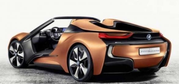 BMW i8 Roadster (Spyder) Confirmed. To Launch in 2018 [Image source: Pixabay.com]