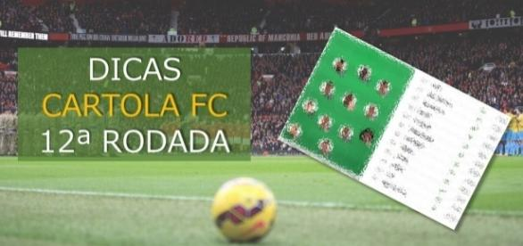 Cartola FC - Como ''mitar'' na 12ª rodada