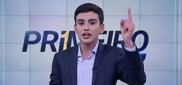 Dudu Camargo se pronuncia sobre Celso Portiolli (Foto: Reprodução)