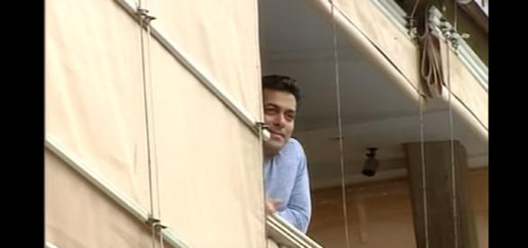 Eid Mubarak: Salman Khan (Image credit Just Click / Youtube