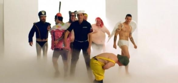 'Jackass' opening scene | credit channel13ishy, YouTube