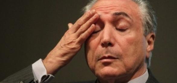Presidente Michel Temer demonstrou preocupação com suposta delação de Eduardo Cunha