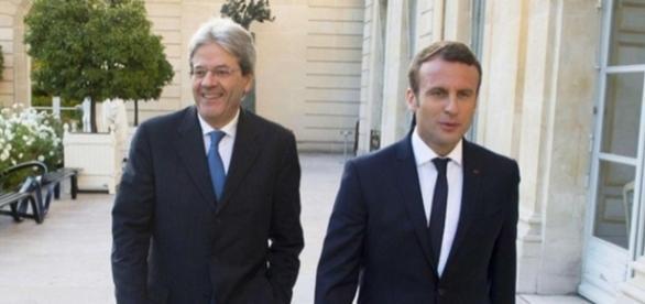 Sulla questione migranti il presidente francese Macron si è rivelato molto meno europeista di quanto promesso