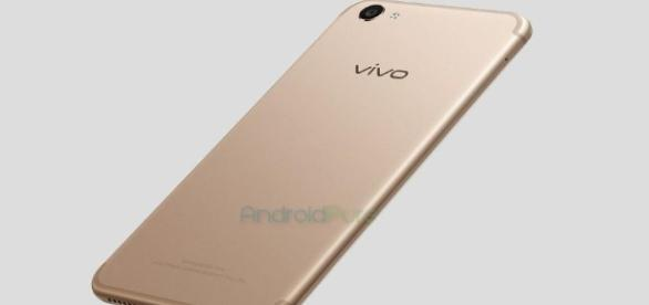 Alleged renders of Vivo V5 Plus bearing dual front camera setup leaked - themobileindian.com