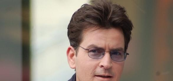 "Charlie Sheen on list of ""Most Hated"" actors [Image: commons.wikipedia.org]"