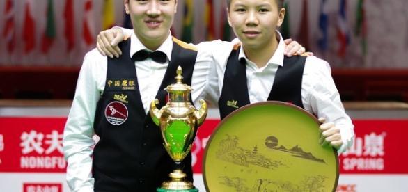 China Win Snooker's World Cup - World Snooker - worldsnooker.com