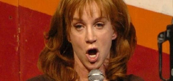 Kathy Griffin (United States Army - Wikimedia)