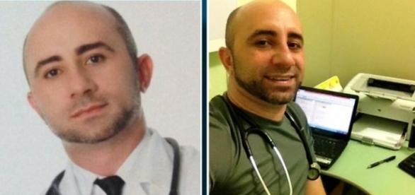 Médico é preso acusado de violência sexual (Foto: Reprodução)