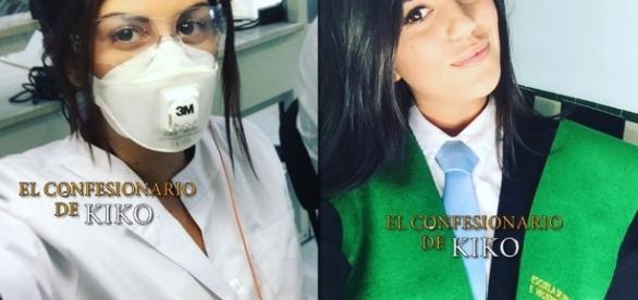 Ortiz, de tronista de 'MyHyV' a graduada como protésico dental - telecinco.es