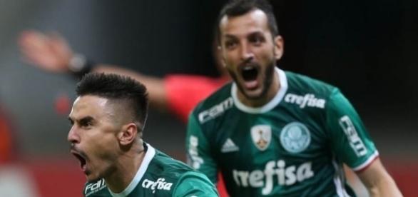 Palmeiras tenta conseguir vantagem para avançar às quartas da Libertadores (Foto: Reprodução)