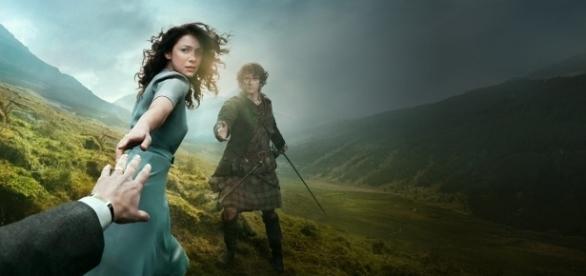 Série Outlander chega em julho na Netflix (Foto: Reprodução)