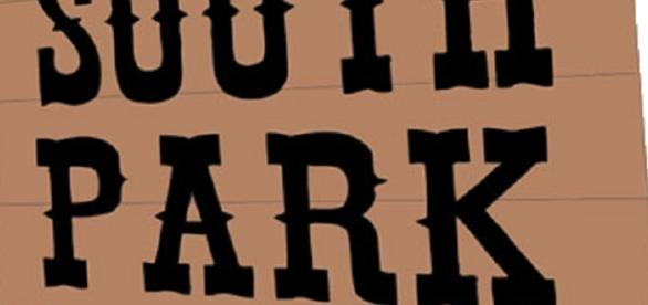 South Park Logo Sign (Wikimedia)