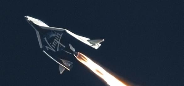 SpaceShipTwo (Traveloscopy Flickr)