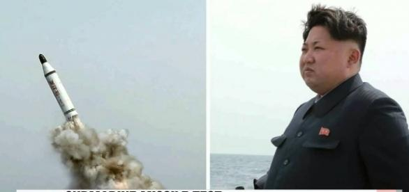 Washington confirmed the missile that North Korea launched on July 4 was an ICBM. [Photo via Arirang, YouTube]