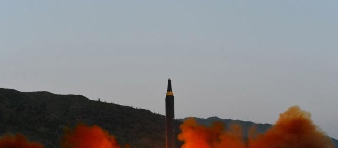 Reuniune de urgență! Coreea de Nord a lansat o nouă rachetă intercontinentală